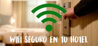 Wifi hostelería